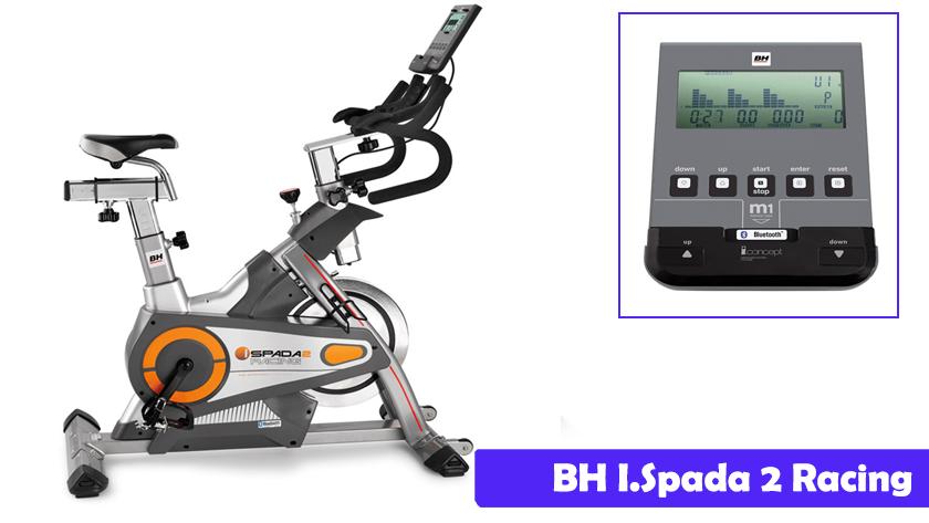 Características de bicicleta de ciclismo indoor BH I.Spada 2 Racing
