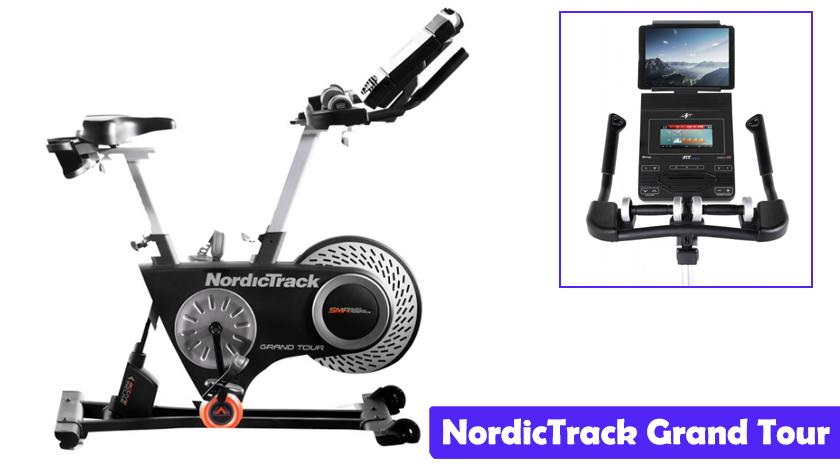 Bicicleta de spining NordicTrack Grand Tour, características principales