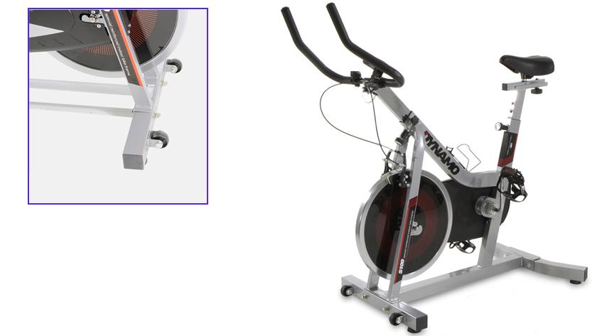 Precios más baratos de la bicicleta de spinning Tecnovita Dynamo S100 YF952