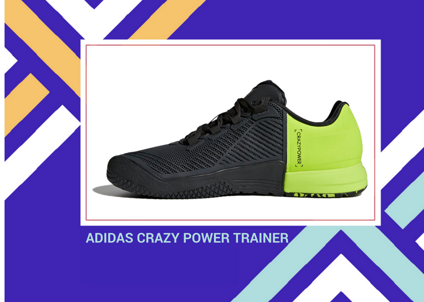 Rebajas Adidas CrazyPower Trainer