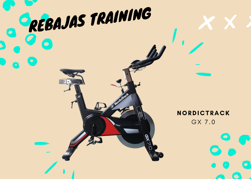 rebajas training 2018