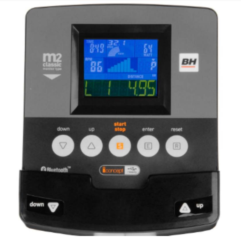 BH Artic Dual H674U monitor