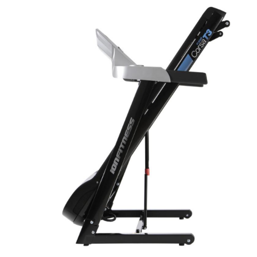 ION Fitness Corsa T3: plegada