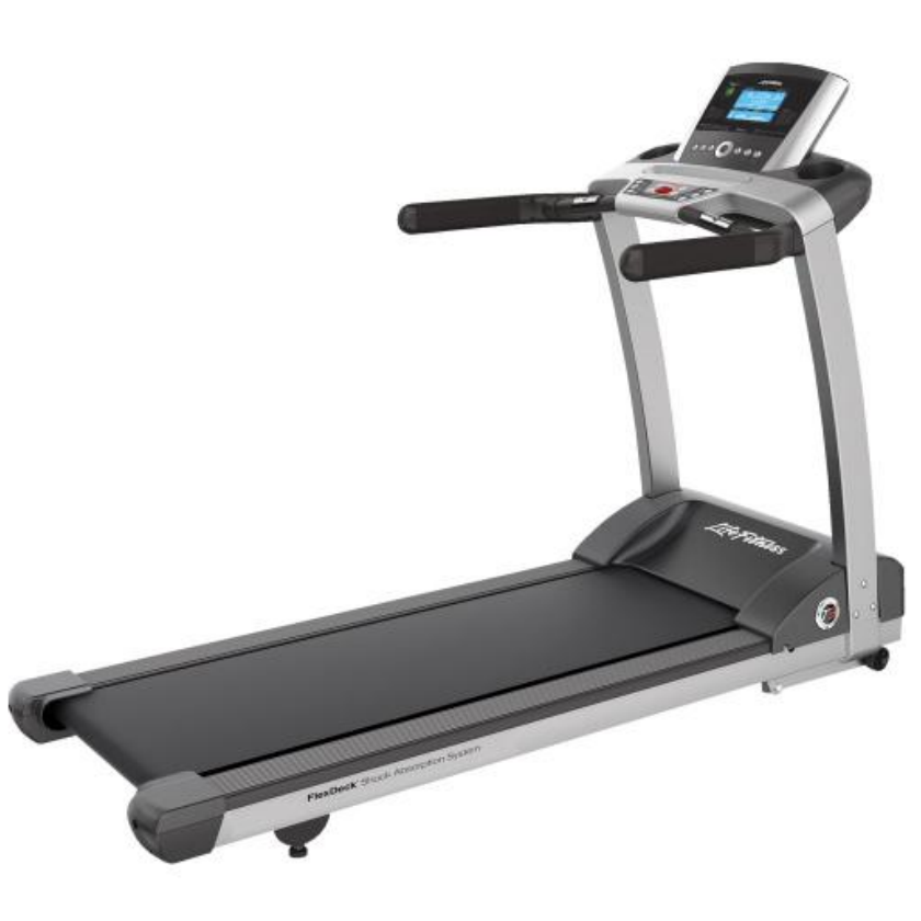 Life Fitness T3 Track Connect características principales