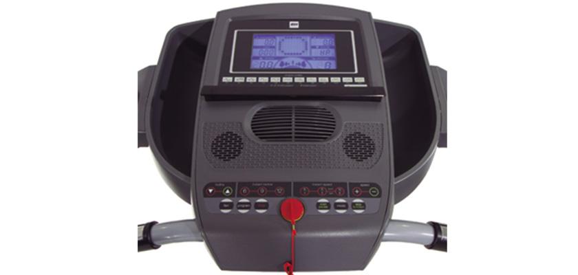 BH Pioneer R7: monitor