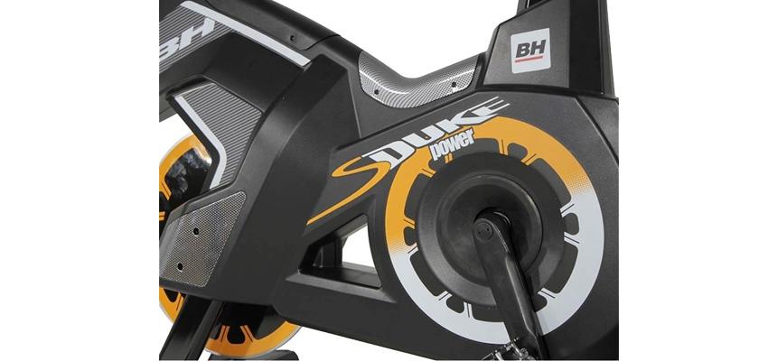 BH SuperDuke Power H946: cuadro