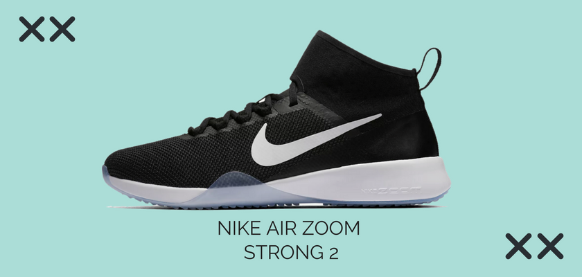 10 zapatillas de crossfit y fitness más vendidas del mes de julio, Nike Air Zoom Strong 2