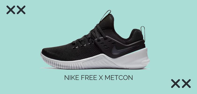 10 zapatillas de crossfit y fitness más vendidas del mes de julio, Nike Free x Metcon