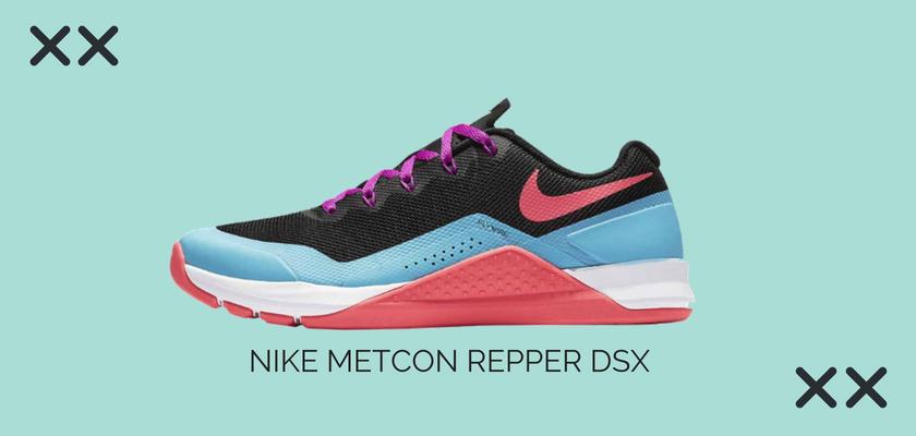 10 zapatillas de crossfit y fitness más vendidas del mes de julio, Nike Metcon Repper DSX