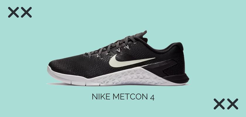 10 zapatillas de crossfit y fitness más vendidas del mes de julio, Nike Metcon 4