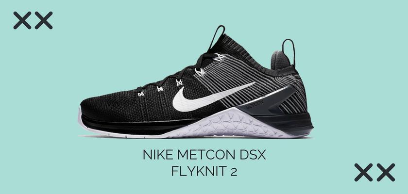 10 zapatillas de crossfit y fitness más vendidas del mes de julio, Nike Metcon DSX Flyknit 2