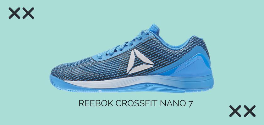 10 zapatillas de crossfit y fitness más vendidas del mes de julio, Reebok Crossfit Nano 7