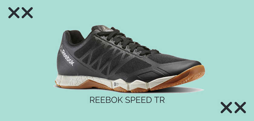 10 zapatillas de crossfit y fitness más vendidas del mes de julio, Reebok Speed TR