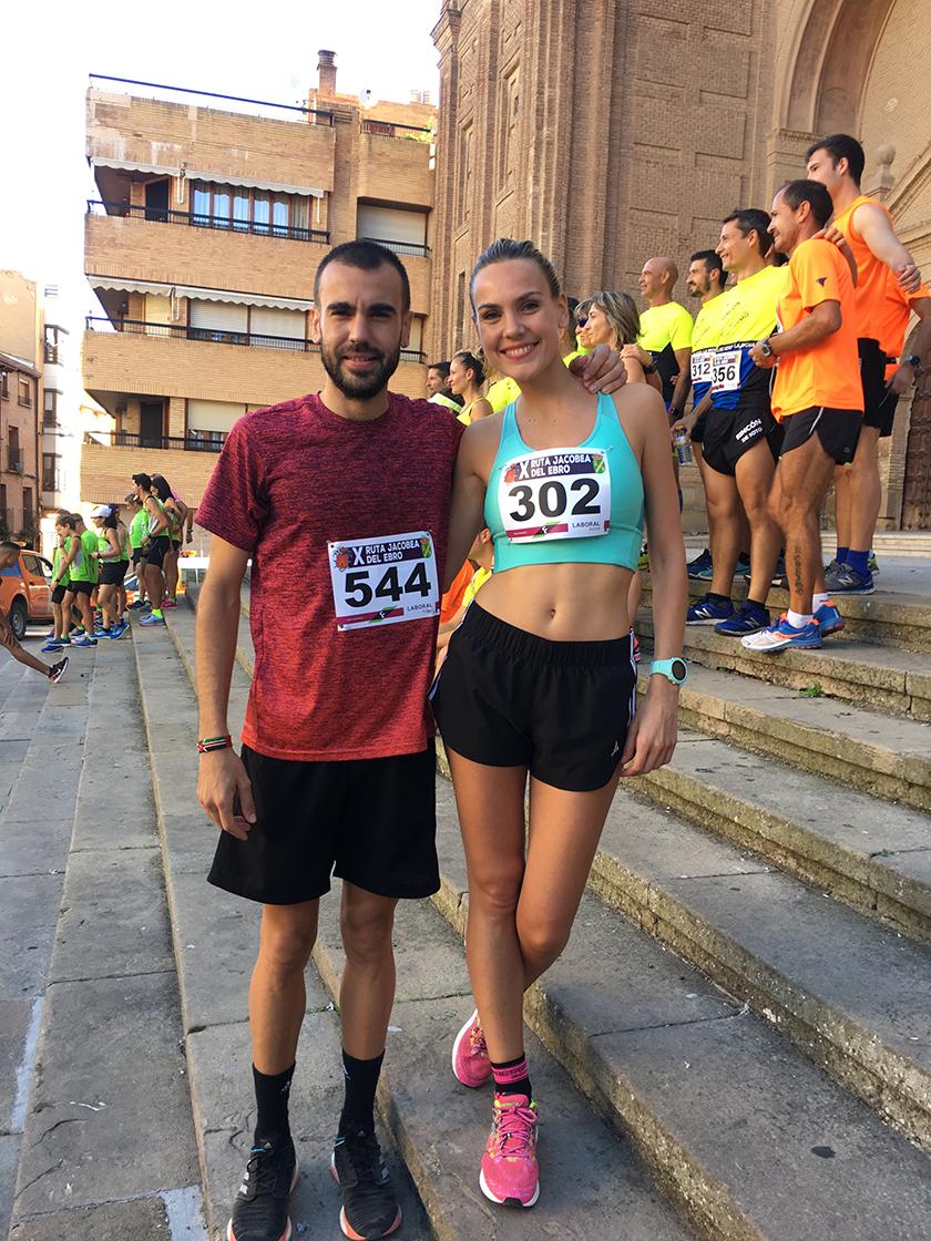 Crónica de la Ruta Jacobea del Ebro 2018 por Leticia Acereda - foto 3