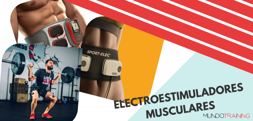 Electroestimuladores para adelgazar abdomen y cintura