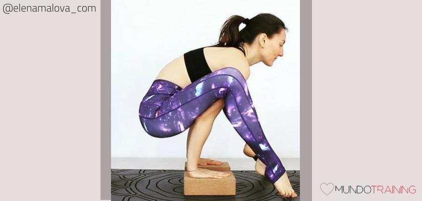 Las instagramers fitness/training con más tirón en España, Elena Malova