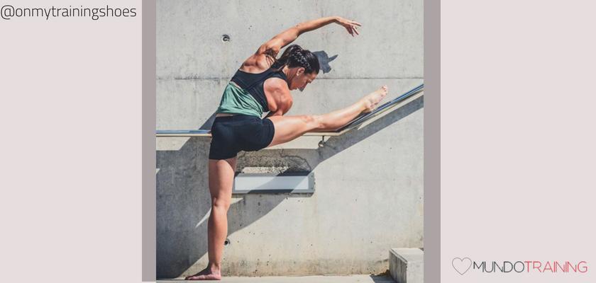 Las instagramers fitness/training con más tirón en España, Isabel del Barrio