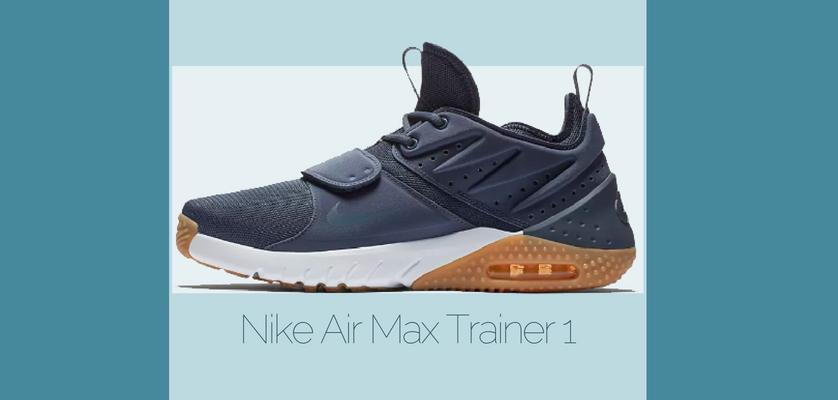 Las 10 mejores zapatillas de cross-training de Nike, Nike Air Max Trainer 1