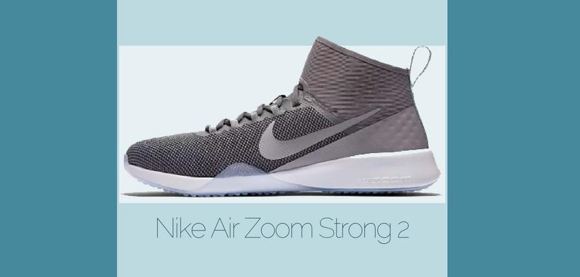 Las 10 mejores zapatillas de cross-training de Nike, Nike Air Zoom Strong 2