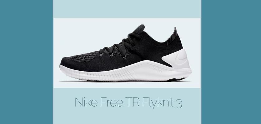Las 10 mejores zapatillas de cross-training de Nike, Nike Free TR Flyknit 3