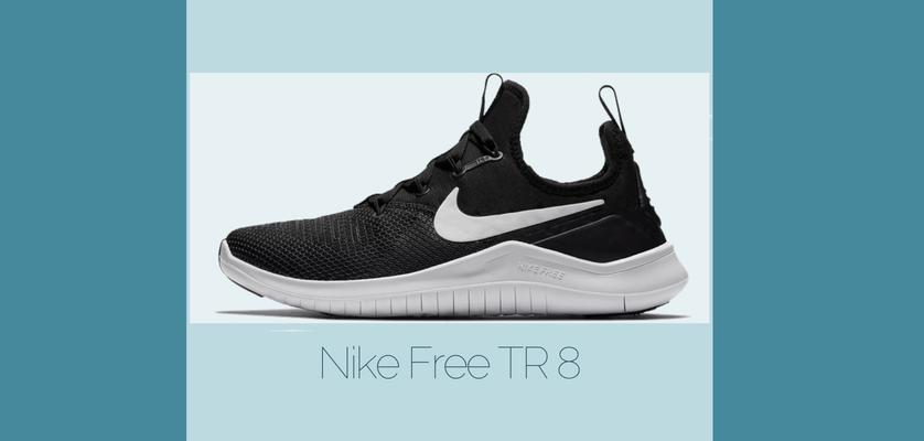 Las 10 mejores zapatillas de cross-training de Nike, Nike Free TR8