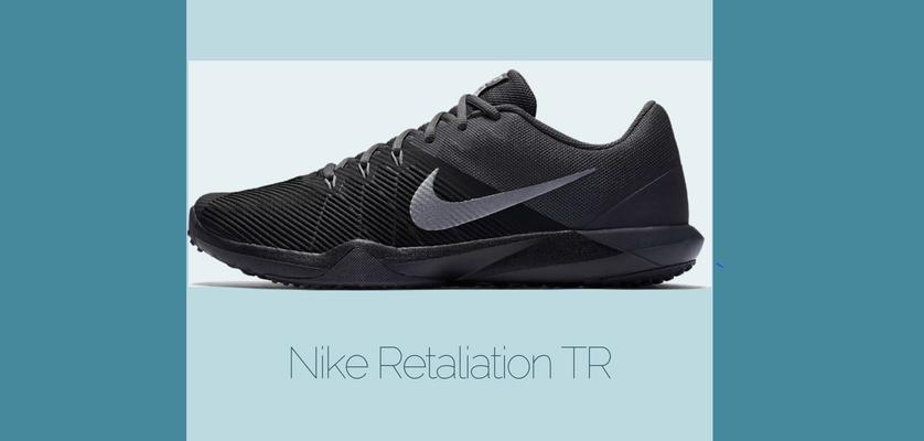 Las 10 mejores zapatillas de cross-training de Nike, Nike Retaliation TR