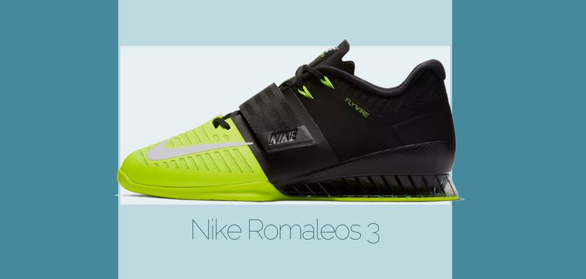 Las 10 mejores zapatillas de cross-training de Nike, Nike Romaleos 3