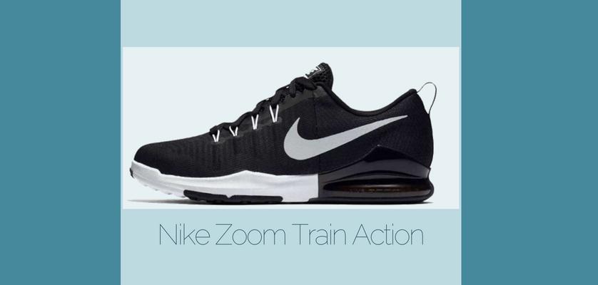 Las 10 mejores zapatillas de cross-training de Nike, Nike Zoom Train Action