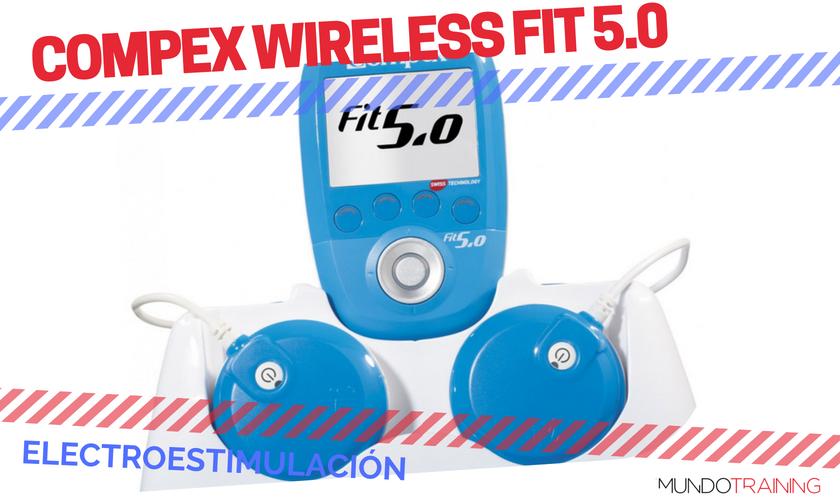 ¿Qué electroestimulador me compro? - Compex Wireless Fit 5.0