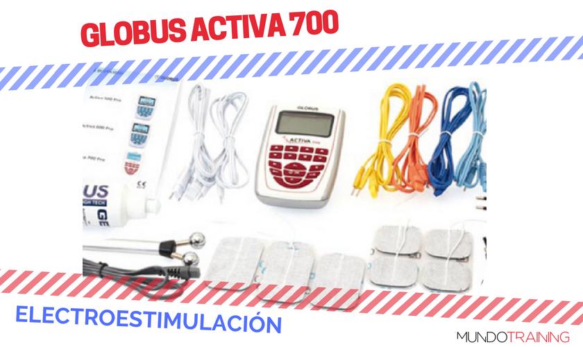 ¿Qué electroestimulador me compro? - Globus Activa 700