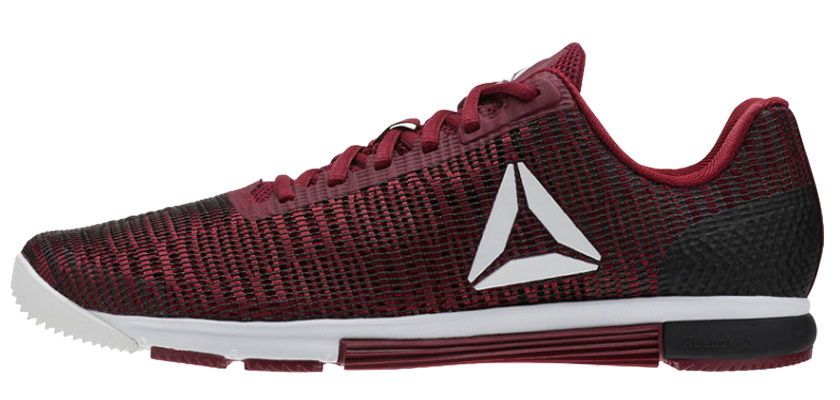 Reebok Speed TR Flexweave, perfil