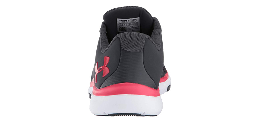 Under Armour Strive 7, talón