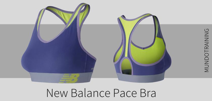 10 mejores sujetadores para este otoño invierno, New Balance Pace Bra