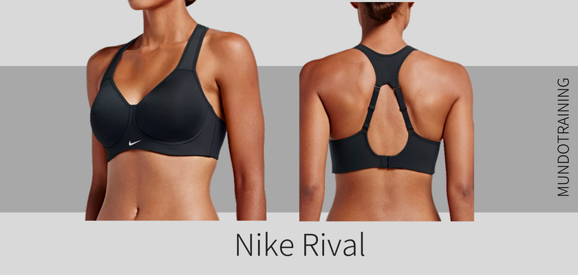 10 sujetadores deportivos que no te fallarán en el gym este Otoño/Invierno, Nike Rival