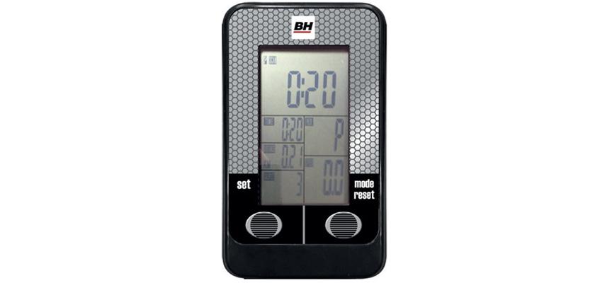 BH Mycron S180, monitor