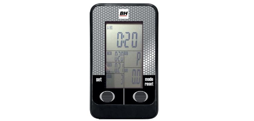 BH Fitness Mycron S200, monitor