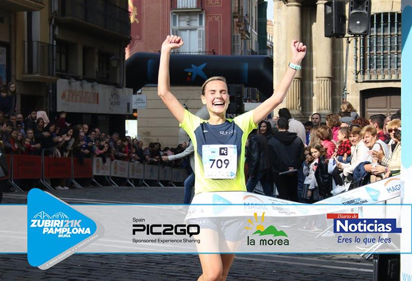 Crónica Zubiri-Pamplona 2018 por Leticia Acereda - foto 1