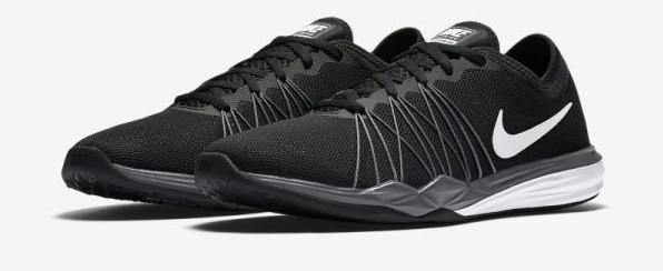Nike Dual Fusion TR Hit suela