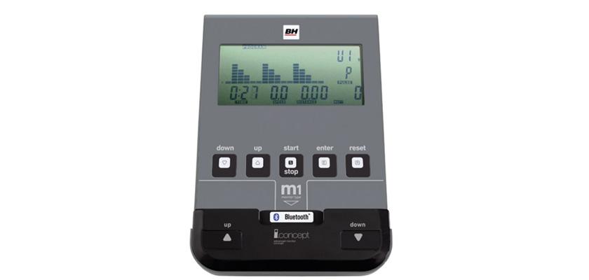 BH i.Spada 2, monitor