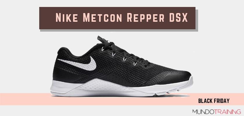 Black Friday zapatillas crossfit 2018: las mejores ofertas en modelos de entrenamiento, Nike Metcon Repper DSX