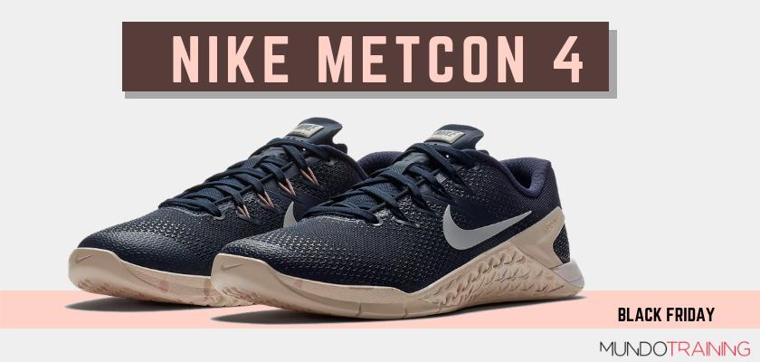 Black Friday zapatillas crossfit 2018: las mejores ofertas en modelos de entrenamiento, Nike Metcon 4