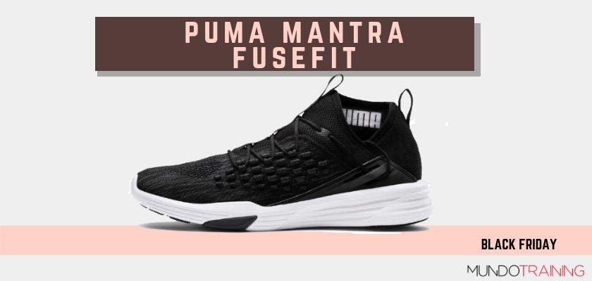 Black Friday zapatillas crossfit 2018: las mejores ofertas en modelos de entrenamiento, Puma Mantra Fusefit