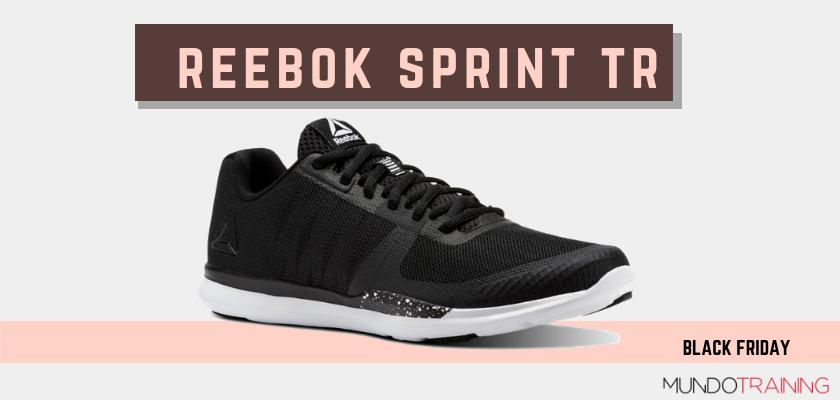 Black Friday zapatillas crossfit 2018: las mejores ofertas en modelos de entrenamiento, Reebok Sprint TR