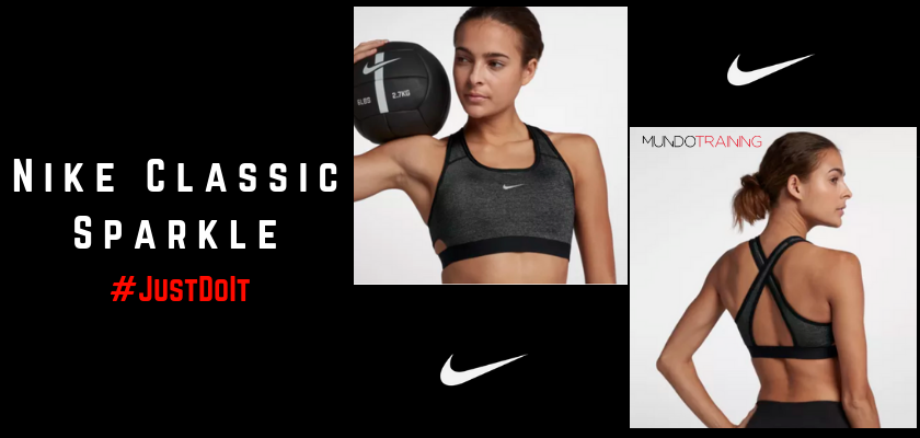 Nike Training: Colección Just Do it, Nike Classic Sparkle