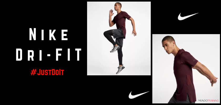Nike Training: Colección Just Do it, Nike Dri-FIT