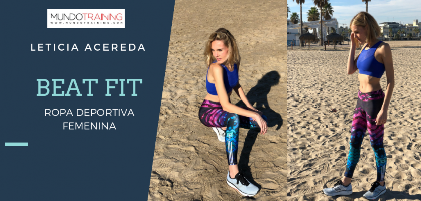 Beat Fit: Ropa deportiva femenina para sentirte exclusiva