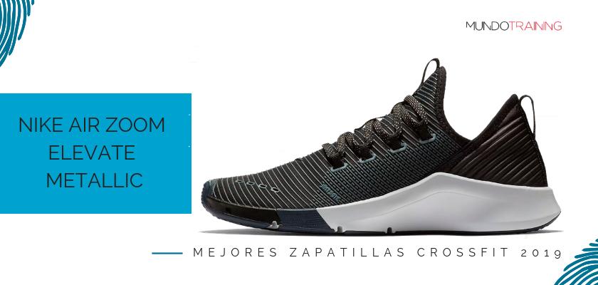 Las mejores zapatillas de crossfit 2019, Nike Air Zoom Elevate Metallic