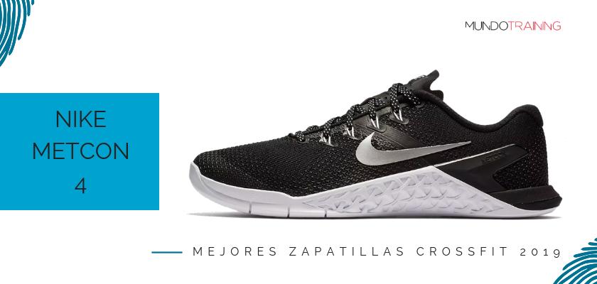 pretty nice b04c1 a5b2f Las mejores zapatillas de crossfit 2019, Nike Metcon 4