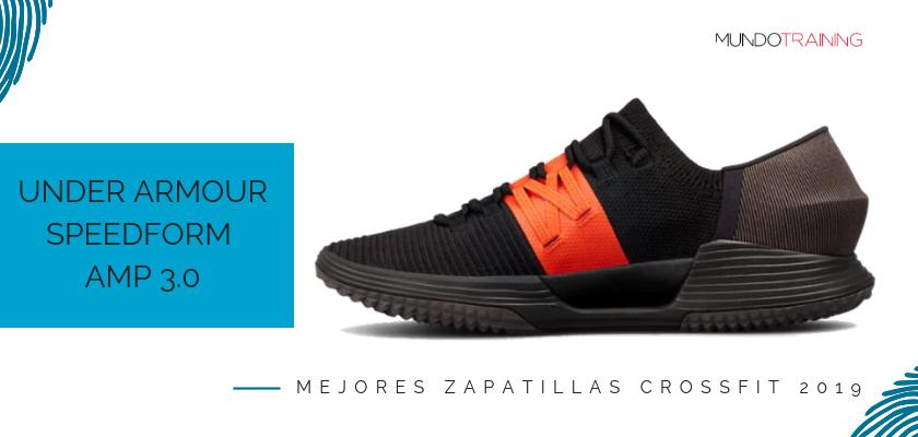 Las mejores zapatillas de crossfit 2019, Under Armour SpeedForm AMP 3.0