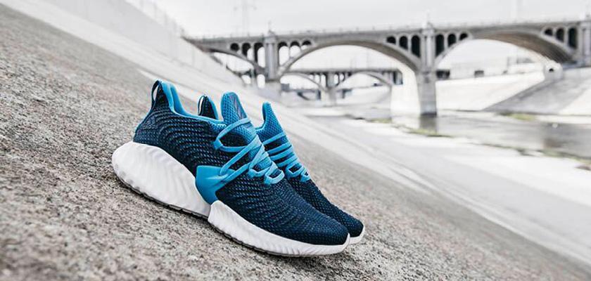 Adidas AlphaBOUNCE Instinct, azules